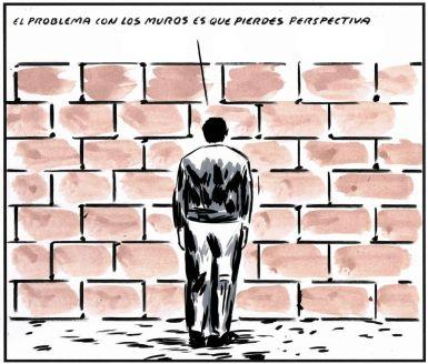 Resultado de imagen de división sociedad catalana viñetas
